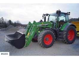 Landwirtschaftlicher Traktor Fendt 513 traktor w / loader 2019