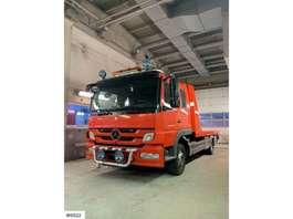 camião reboque de recuperação Mercedes Benz 1222L 2011
