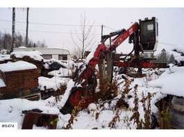 автокран Vkran 10.92 timber crane