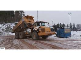 camión volquete de rueda Volvo A 35 D dumpers 2004