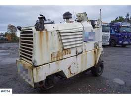 other equipment part Wirt W500 Asphalt cutter with 2 cutters 1999