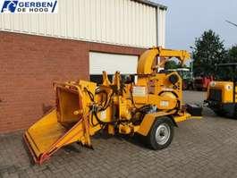 lesnický traktor Carlton 1790 Diesel Holzhäcksler Schredder 2009