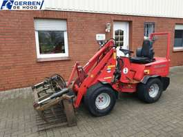 tracteur compact 222 S Hoflader! Joystick! inkl. Krokogebiss! 2008