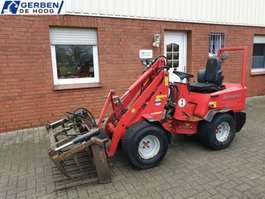 tractor compacto 222 S Hoflader! Joystick! inkl. Krokogebiss! 2008