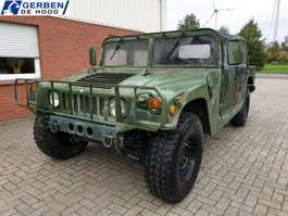 coche particular todoterreno 4 x 4 Hummer H1 Humvee M998 HMMWV! Oldtimer! US Army!
