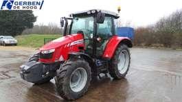 Landwirtschaftlicher Traktor Massey Ferguson 5712 SL Dyna 4 ! Top Zustand! 2017!! 2017