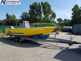 caravan 140 PS Motorboot / Angelboot + Bootstrailer