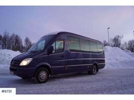 autobús taxi Mercedes Benz 518 Sunset S-3 minibus 2008
