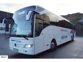tourist bus Mercedes Benz Tourismo RHD-L 6x2 Express bus with handicap lift. 2015
