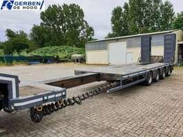 lowloader semi trailer Nooteboom OSD 73-04 V ! Ausziehbar! 4 Achs! 2005