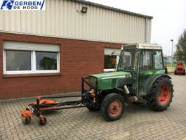 Landwirtschaftlicher Traktor Fendt 260V Weinbau Obstbau Schlepper Mulcher 1991