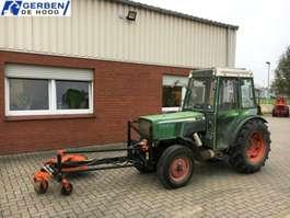 trattore agricolo Fendt 260V Weinbau Obstbau Schlepper Mulcher 1991