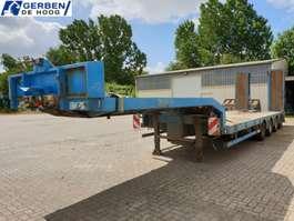 lowloader semi trailer Nooteboom OSD 73-04 ! 4 Achs! Tüv neu! 2008