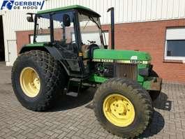 Landwirtschaftlicher Traktor John Deere 1950 Schlepper ! 4x4 Allrad!