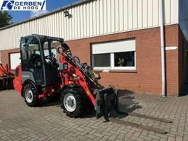 compact tractor Weidemann 1370 CX50  Hoflader! SW + Palettengabel! 2015