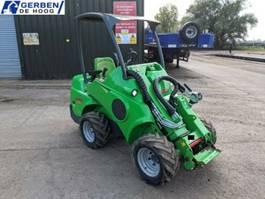 kompaktní traktor 528 Hoflader / Hoftrac mit Telearm! 2017