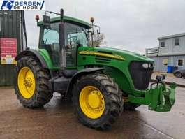trattore agricolo John Deere 7720 Power Quad! Original 4.900 Stunden! 2004