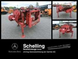 seminatrice a righe Sigma 1500 - Unimog - Schlepper - Mulcher