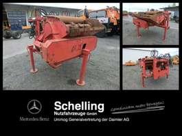 mulčovač – drtič Sigma 1500 - Unimog - Schlepper - Mulcher