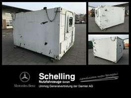 motorhome Shelter - BW - Kabine I - Unimog Camping -