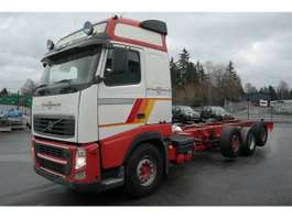 chassis cab truck Volvo FH62R 2010