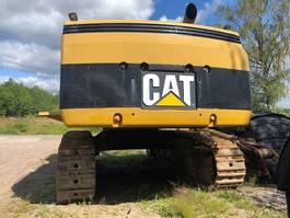 crawler excavator Caterpillar 385 B L 2004