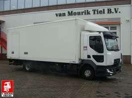 closed box truck Renault 220.12  EURO 6  57-BGN-7 2015