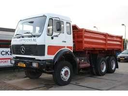 camião basculante Mercedes Benz 2632K  6X4 1984