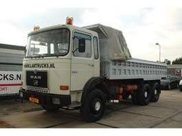 camião basculante MAN 26.361   6X4 1988