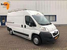 closed lcv Peugeot BOXER 333 2.2 HDI L2H2 2008