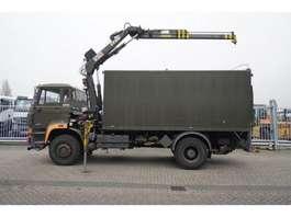 crane truck DAF 2300 TURBO 4X4 WITH HIAB 100 CRANE 209.000KM