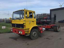 chassis cab truck Renault G 170 1988