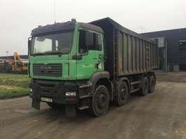tipper truck MAN TG 410 A 2004