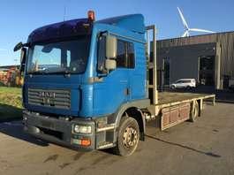 closed box truck MAN TGM 12.280 2007