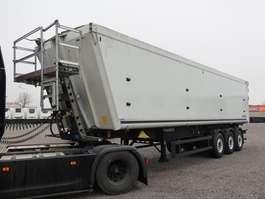tipper semi trailer Schmitz Cargobull SKI 24 SL 10.5 56m³ Kombitür 2018