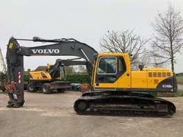 crawler excavator Volvo EC240BLC 2006