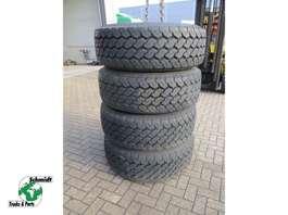 Ruedas con juego de neumáticos pieza de camión MAN 385/65 R 22.5  bridgestond