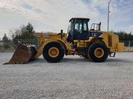 wheel loader Caterpillar 972h 2008