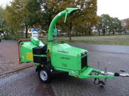 wood chipper Greenmech Arborist 190 2016