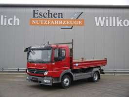 camião basculante Mercedes Benz 822 Atego 2008
