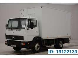 closed box truck Mercedes Benz 1114 1984