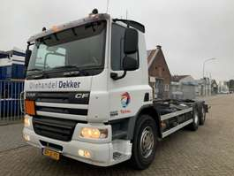chassis cab truck DAF CF 75.310 6x2 Chassis Cabine 2008 2008