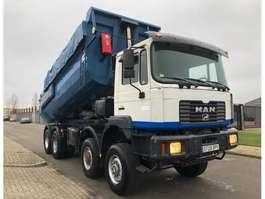 tipper truck MAN 41-463 2001