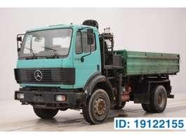 camião basculante Mercedes Benz 1824AK - 4x4 1993
