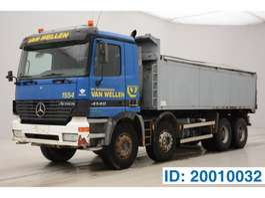 tipper truck Mercedes Benz Actros 4143 - 8x4 2002