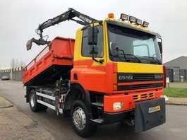 camião basculante DAF 65   4x4 2000