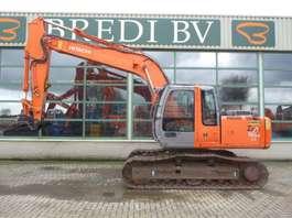 crawler excavator Hitachi ZX160LC 2006