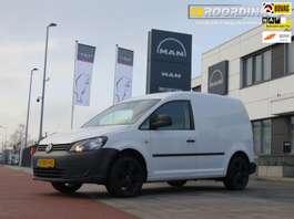 closed lcv Volkswagen Caddy 1.6 TDI BMT DSG automaat, LMV, cruise, trekhaak 2012