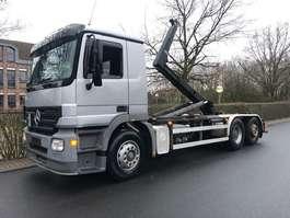 container truck Mercedes Benz Actros 2541 L 6x2 Meiller Abrollkipper / D-Fzg. K882 2020