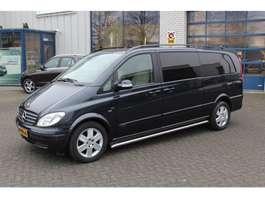 закрытый ЛКТ Mercedes Benz Viano 3.0 CDI V6 DC Ambiente L3 XL Navigatie, Leder, 2 Schuifdeuren, Cli... 2007
